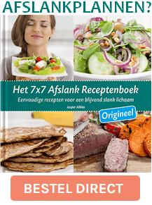 7x7-Afslank-Receptenboek