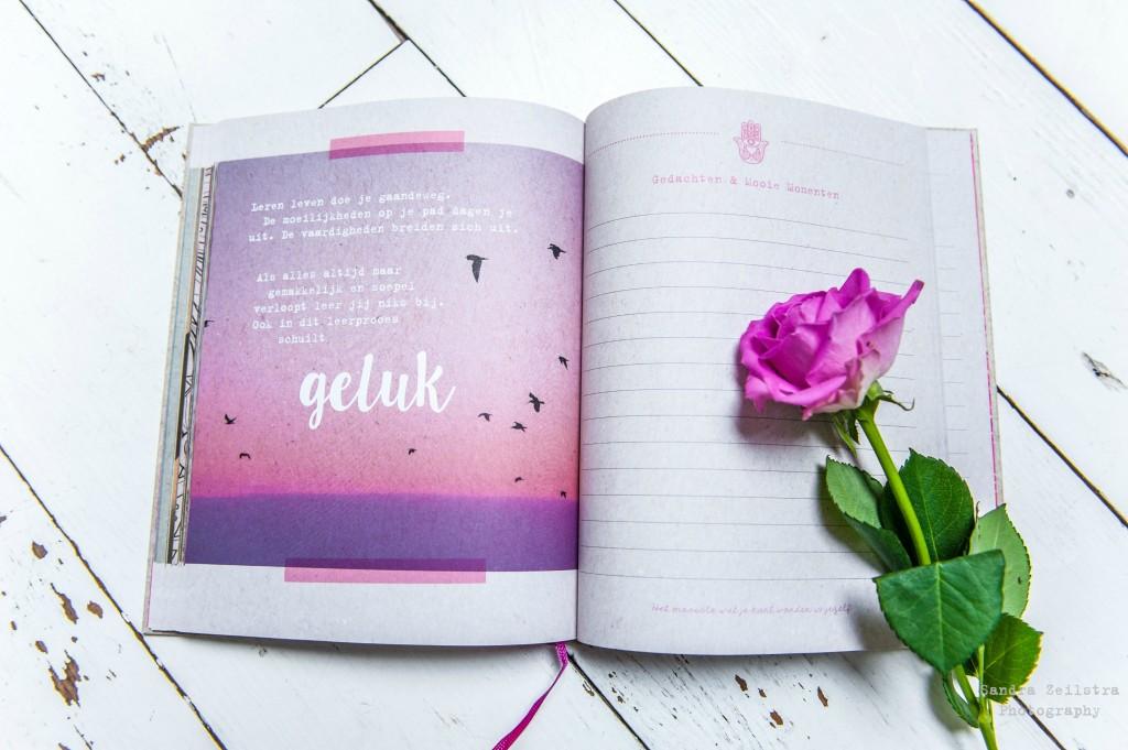 Boek Gedachten en Mooie Momenten - geluk