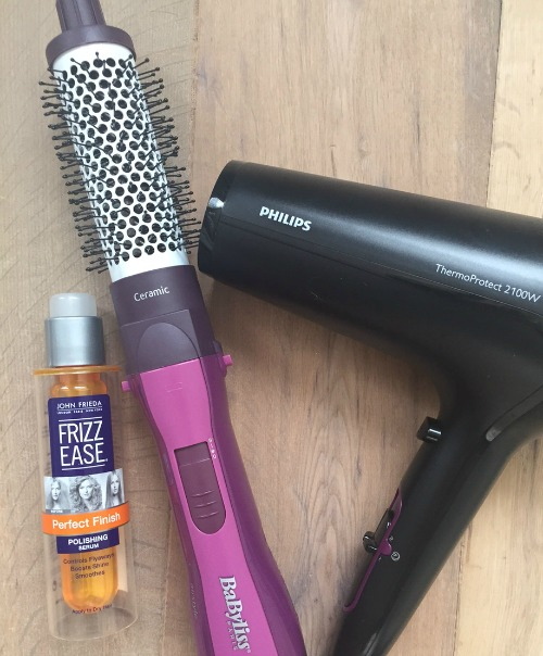 Fohn Babyliss en Philips Thermoprotect