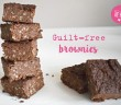 Guilt-free brownies