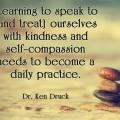 Jouw bijdrage aan een positievere, liefdevollere wereld begint gewoon bij jezelf!