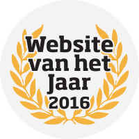 Just Be You Website van het jaar