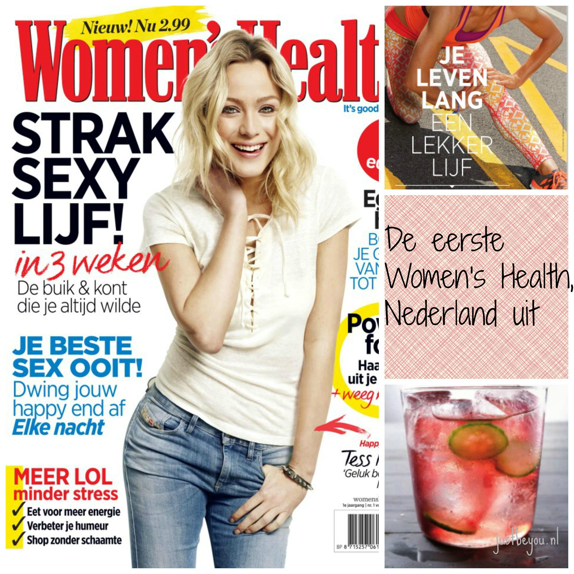 Women's Health Magazine Nederland