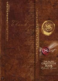 The secret dankbaarheidsdagboek
