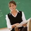 inspirerend verhaal; de lerares