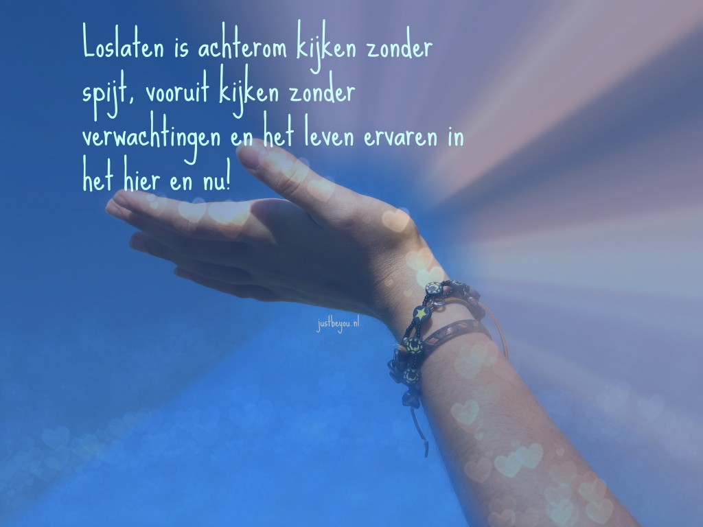 Loslaten - Geloof hars ...
