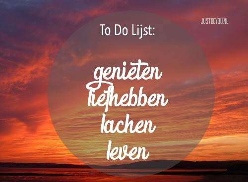 to do lijst