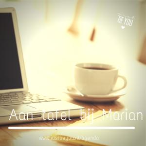 Aan tafel met Marian